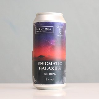 バーントミル×トラックブルーイング エニグマティックギャラクシーズ(Burnt Mill×Track Brewing Company  Enigmatic Galaxies)
