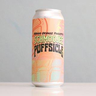 インプリント シュムージーマンゴーオレンジパイナップルパフシクル(imprint BEER CO Schmoojee Mango Orange Pineapple Puffsicle)