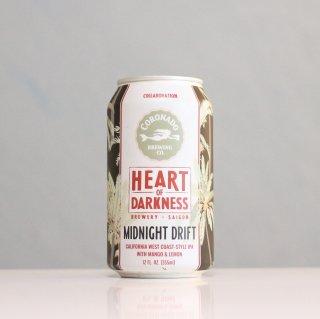 コロナドブルーイング×ハートオブダークネス ミッドナイトドリフト(Coronado Brewing MIDNIGHT DRIFT)