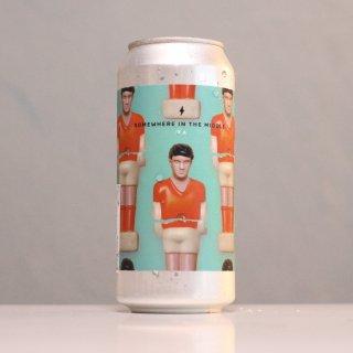 ガラージビアー サムウェアーインザミドル(Garage Beer Co SOMEWHERE IN THE MIDDLE)