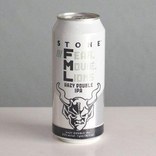 ストーン フェアムービーライオンズ ダブルIPA(Stone Brewing /// Fear.Movie.Lions Double IPA)