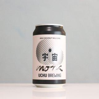 うちゅうブルーイング 宇宙モンク 缶(UCHU Brewing UCHU MONK CAN)