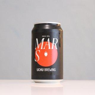 うちゅうブルーイング マーズ 缶(UCHU Brewing MARS CAN)