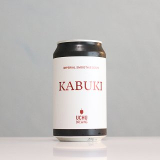 うちゅうブルーイング カブキ 缶(UCHU Brewing KABUKI)