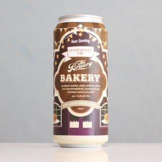 ザブルーリー ベーカリーボイセンベリーパイ(The Bruery Bakery Boysenberry Pie)
