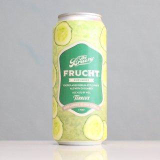 ザブルーリーテルー フォーフトキューカンバー(The Bruery Terreux Frucht: Cucumber)