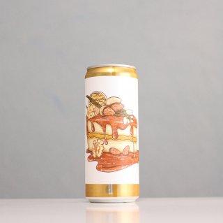ブリュースキ アーモンドウォルナッツバニラキャラメルケーキ(BREWSKI Almond Walnut Vanilla Caramel Cake)