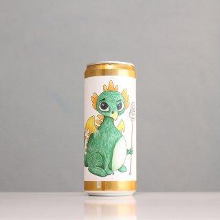 ブリュースキ×ミッケラー ドラゴンホップ(BREWSKI×Mikkeller Dragon Hoppu)