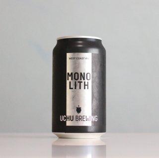 うちゅうブルーイング モノリス 缶(UCHU Brewing MONOLITH)