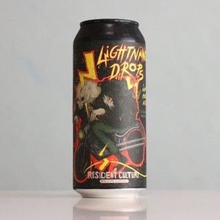 レジデントカルチャー ライトニングドロップス(Resident Culture Lightning Drops)