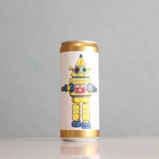 ブリュースキ イエローロボット(BREWSKI YELLOW ROBOT IPA)