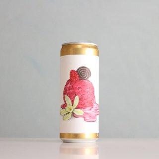 ブリュースキ ラズベリーリコリスバニラソルベ(BREWSKI Raspberry Liquorice Vanilla Sorbet)