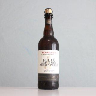 ニューベルジャン フェリックス エイジドイン アップル ウイスキー バレル(New Belgium Felix Aged in Apple Whiskey Barrels)