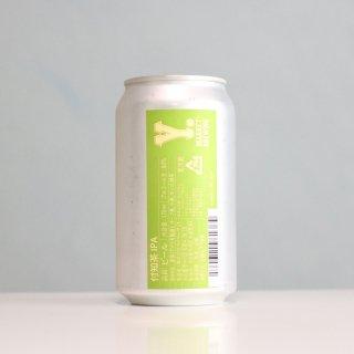 ワイマーケットブルーイング 付知茶IPA(YMARKET Brewing TSUKECHI Tea IPA)
