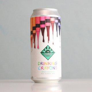 イカロスブルーイング ドリンキングクレヨンズ(ICARUS Brewing Drinking Crayons)