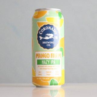 コロナドブルーイング マンゴーファーム(Coronado Brewing MANGO FARM)