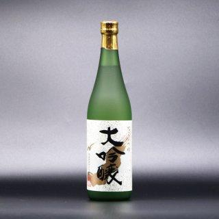 純米大吟醸酒 楢の露 720ml