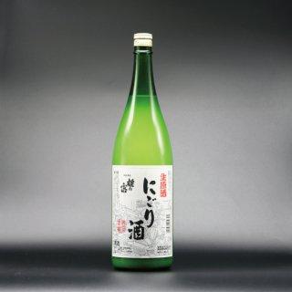 楢の露生原酒にごり酒(19度) 1800ml