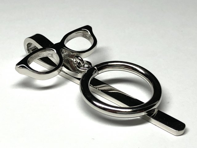 eyewear black collaboration with SWANK(アイウェア ブラック)