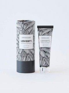 LOVEBYT ナチュラル ハミガキ粉 チャコールミント 120g