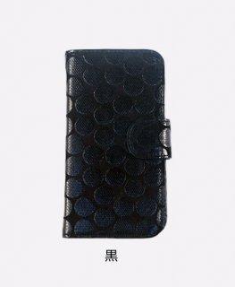 スマートフォンケース 水玉 iPhone/スライド