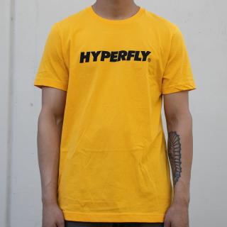 Hyperfly Tee〈Gold〉