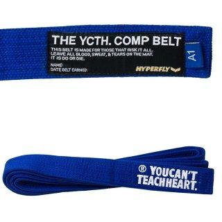 YCTH. Comp Belt〈Blue〉