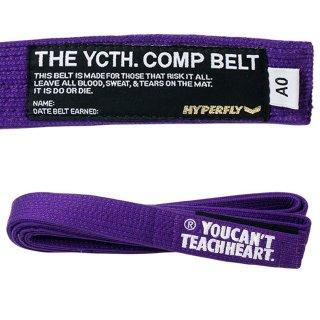 YCTH. Comp Belt〈Purple〉