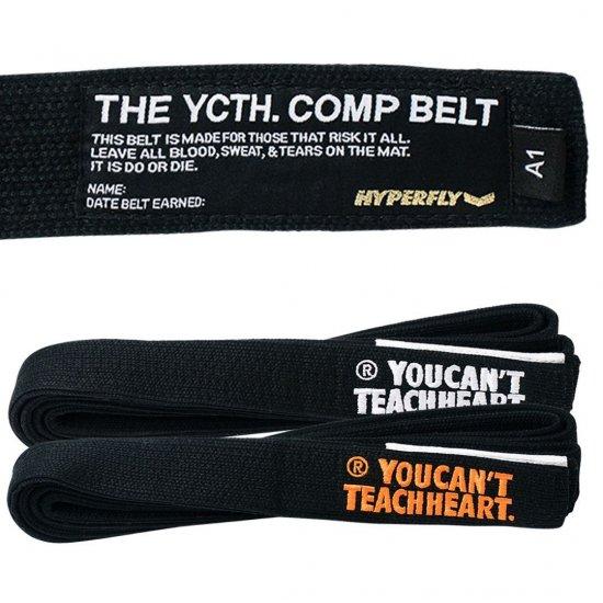 YCTH. Comp Belt〈Black〉