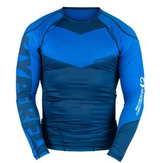 <img class='new_mark_img1' src='https://img.shop-pro.jp/img/new/icons13.gif' style='border:none;display:inline;margin:0px;padding:0px;width:auto;' />Long Sleeve Supreme Ranked Rash Guard〈Blue〉