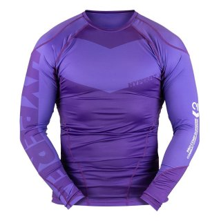 <img class='new_mark_img1' src='https://img.shop-pro.jp/img/new/icons13.gif' style='border:none;display:inline;margin:0px;padding:0px;width:auto;' />Long Sleeve Supreme Ranked Rash Guard〈Purple〉