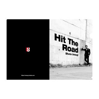 「Hit The Road」 クリアファイル(A4サイズ)