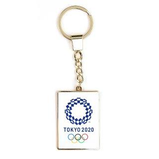 東京2020オリンピックエンブレムダイキャストKH角ゴールド(フルカラー)