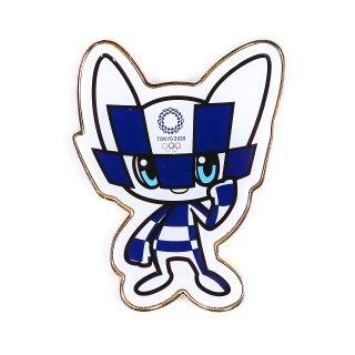 東京2020オリンピックマスコットメタルマグネット(フルカラー)