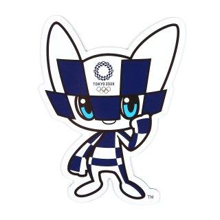 東京2020オリンピックマスコットマグネットシート(ダイカット)
