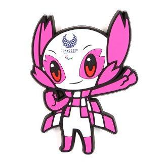 【セール価格】東京2020パラリンピックマスコットラバーマグネット(ダイカット)