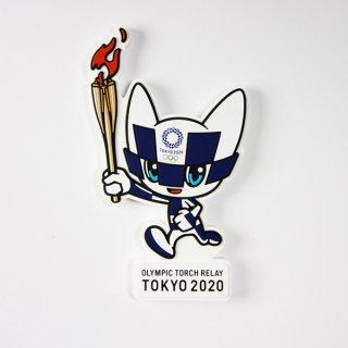 【セール価格】東京2020オリンピック聖火リレーマスコットラバーマグネット