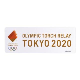 【セール価格】東京2020オリンピック聖火リレーエンブレムステッカー