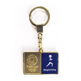 東京2020オリンピックスポーツピクトグラムウエイトリフティングKH