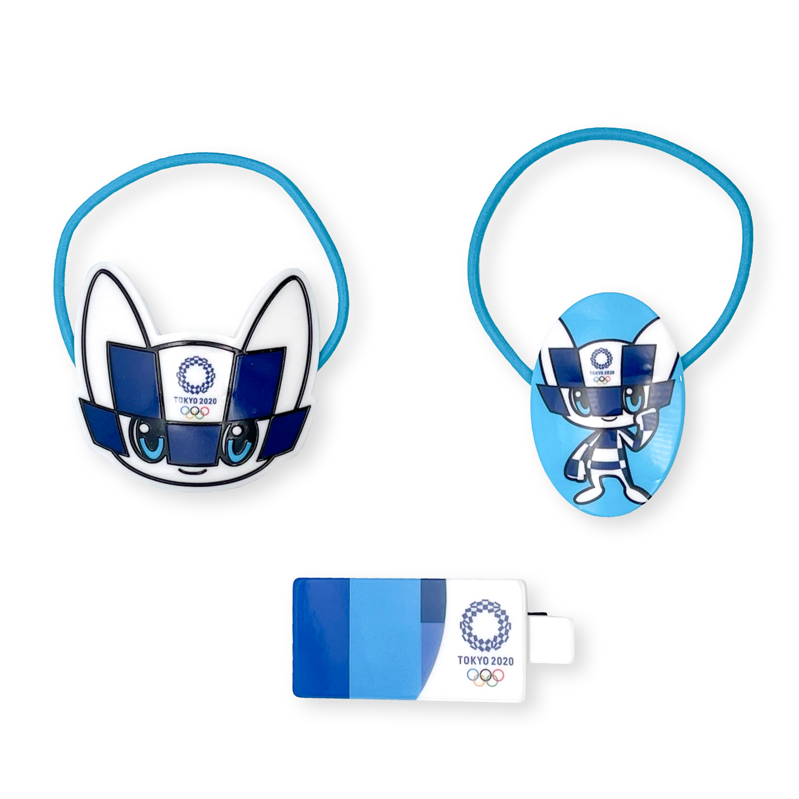 【セール価格】東京2020オリンピックマスコットアクリルヘアアクセサリーセット