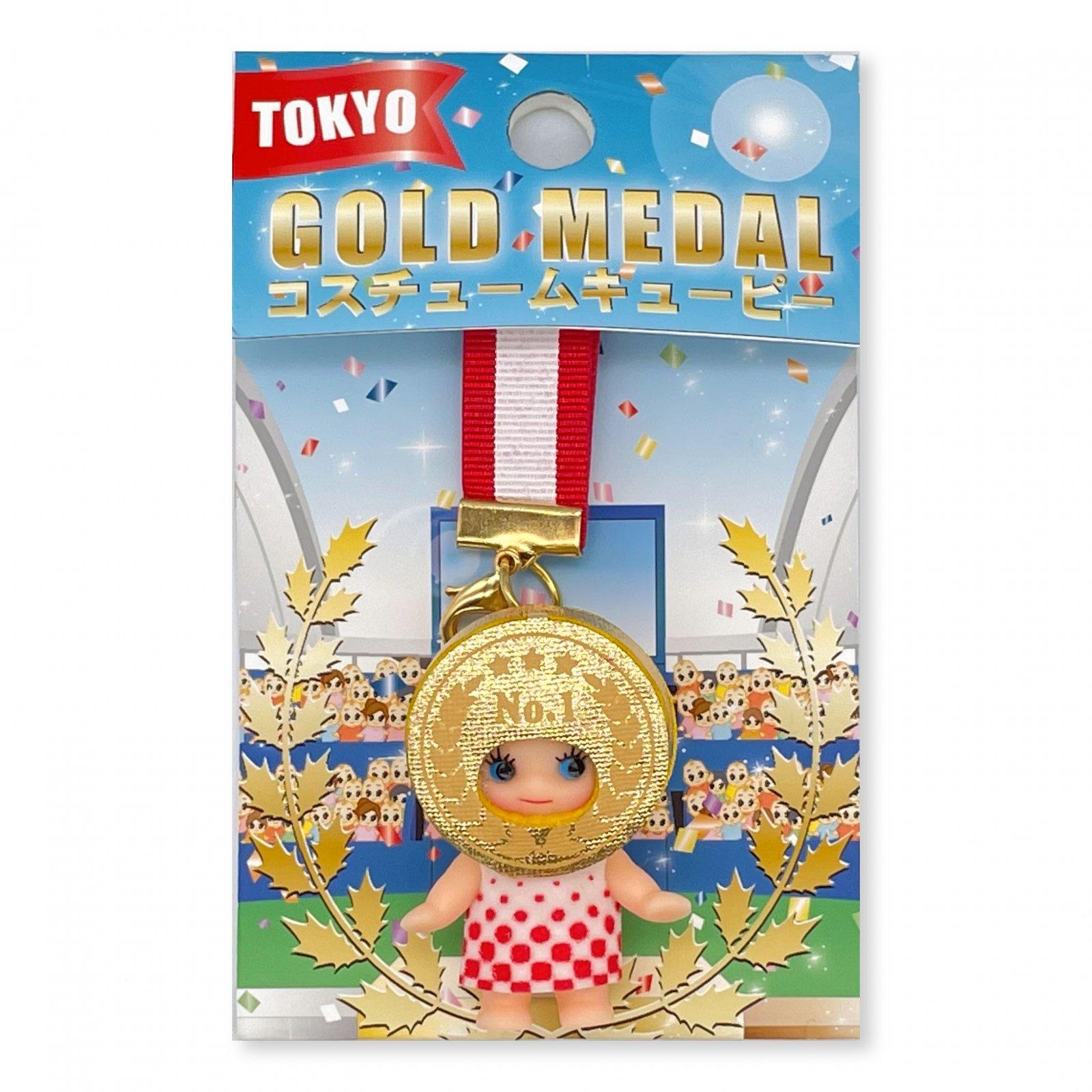 ゴールドメダルコスチュームキューピー・赤