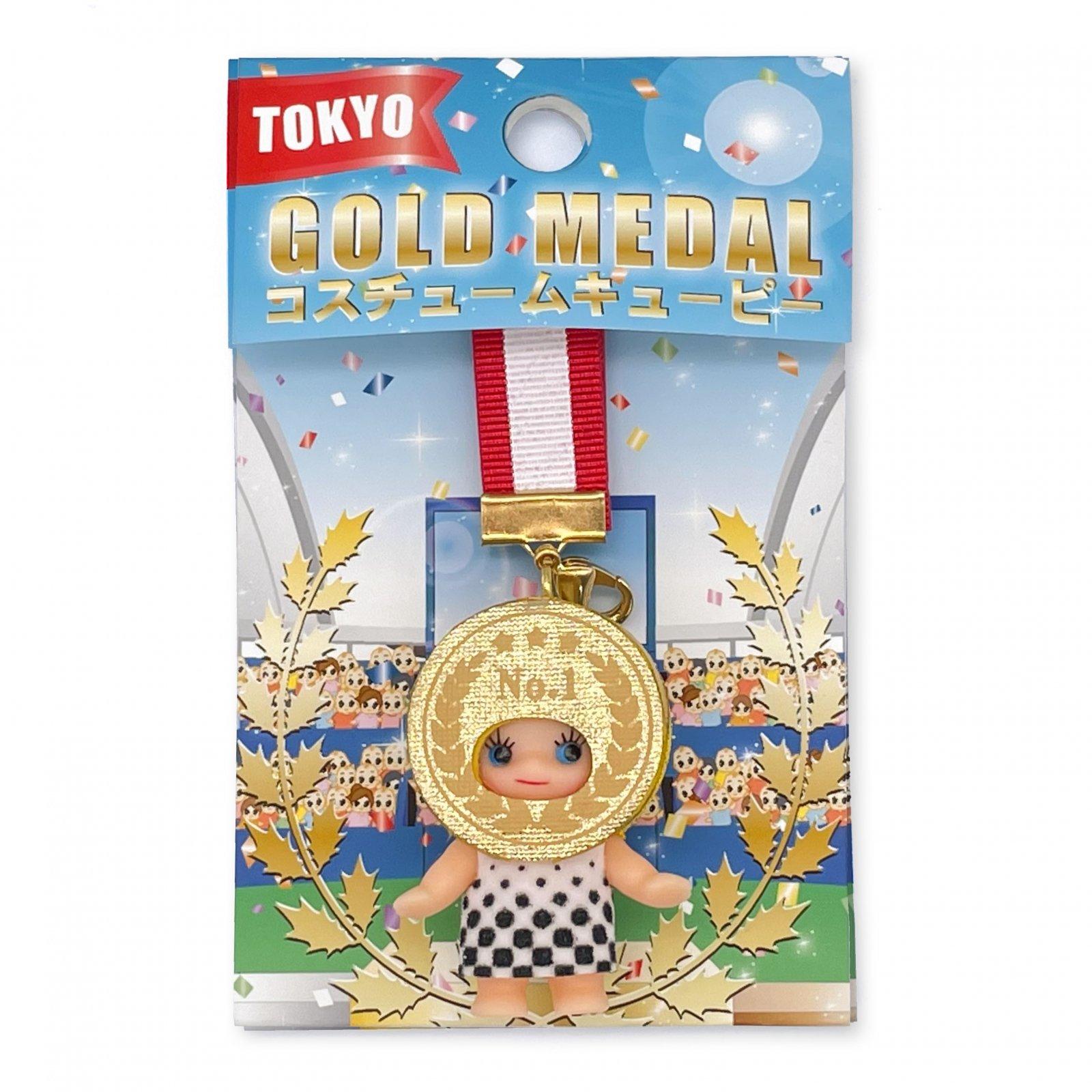 ゴールドメダルコスチュームキューピー・黒