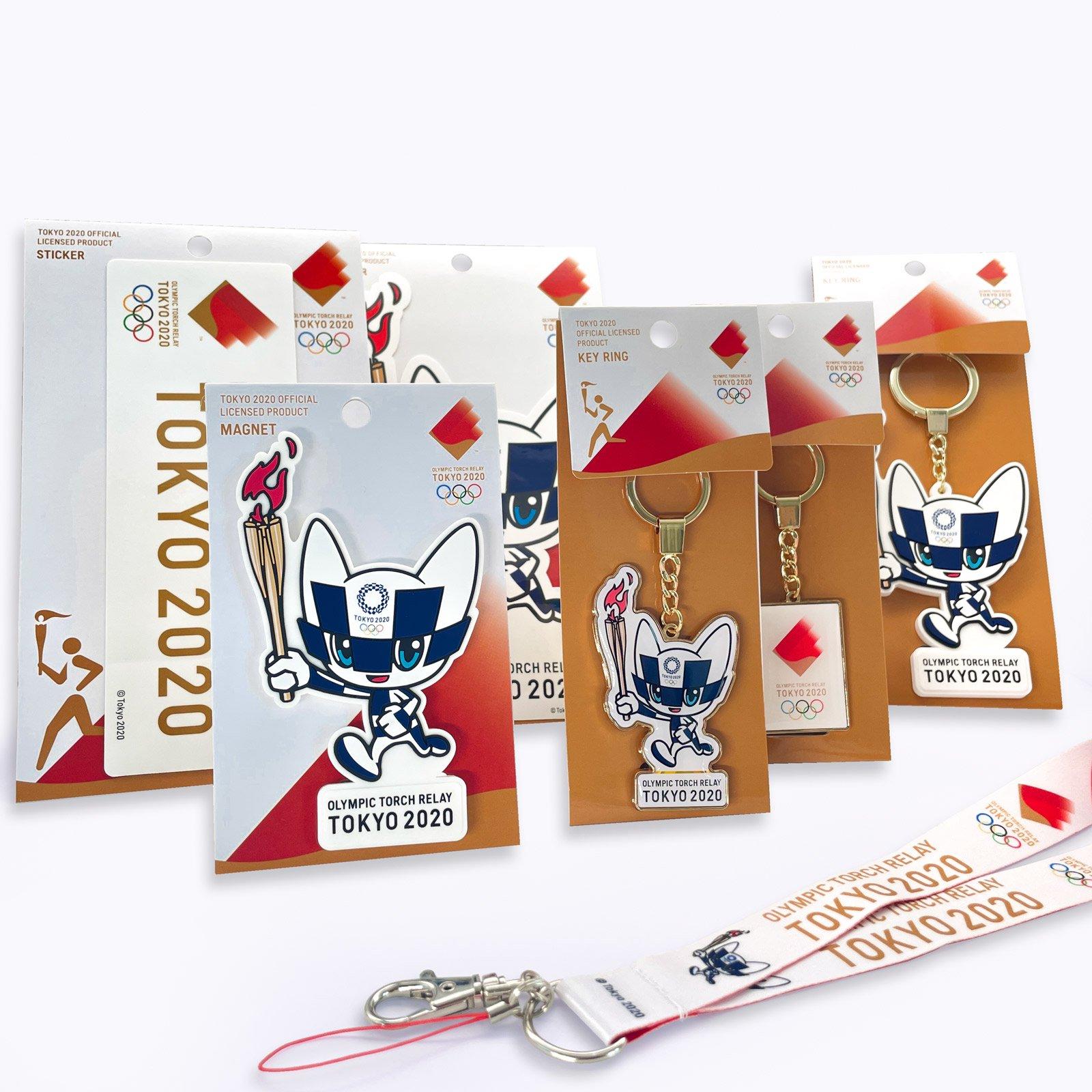 【セール価格】【お得なセット】東京2020オリンピック聖火リレー商品7種セット
