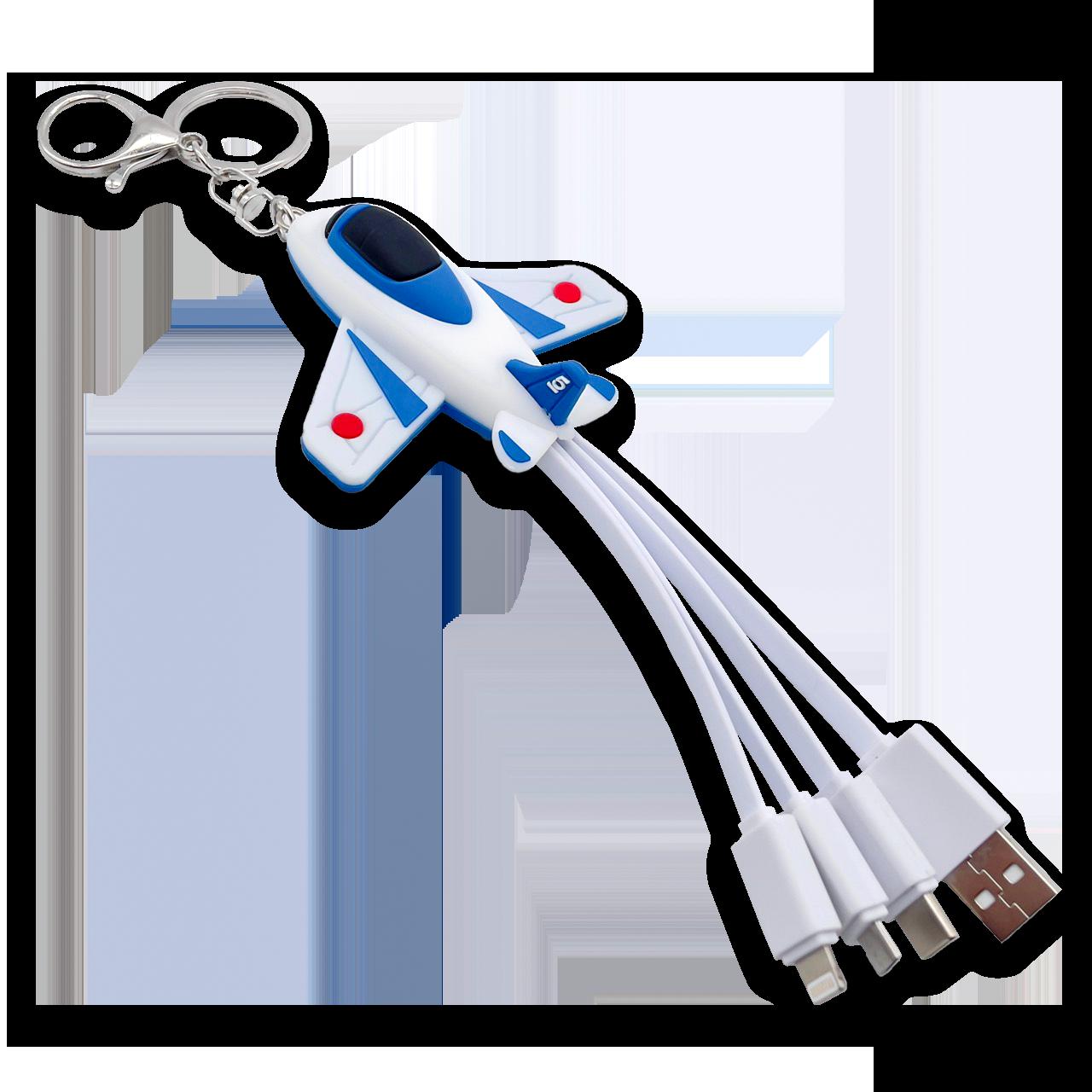 充電ケーブル・ブルーインパルス