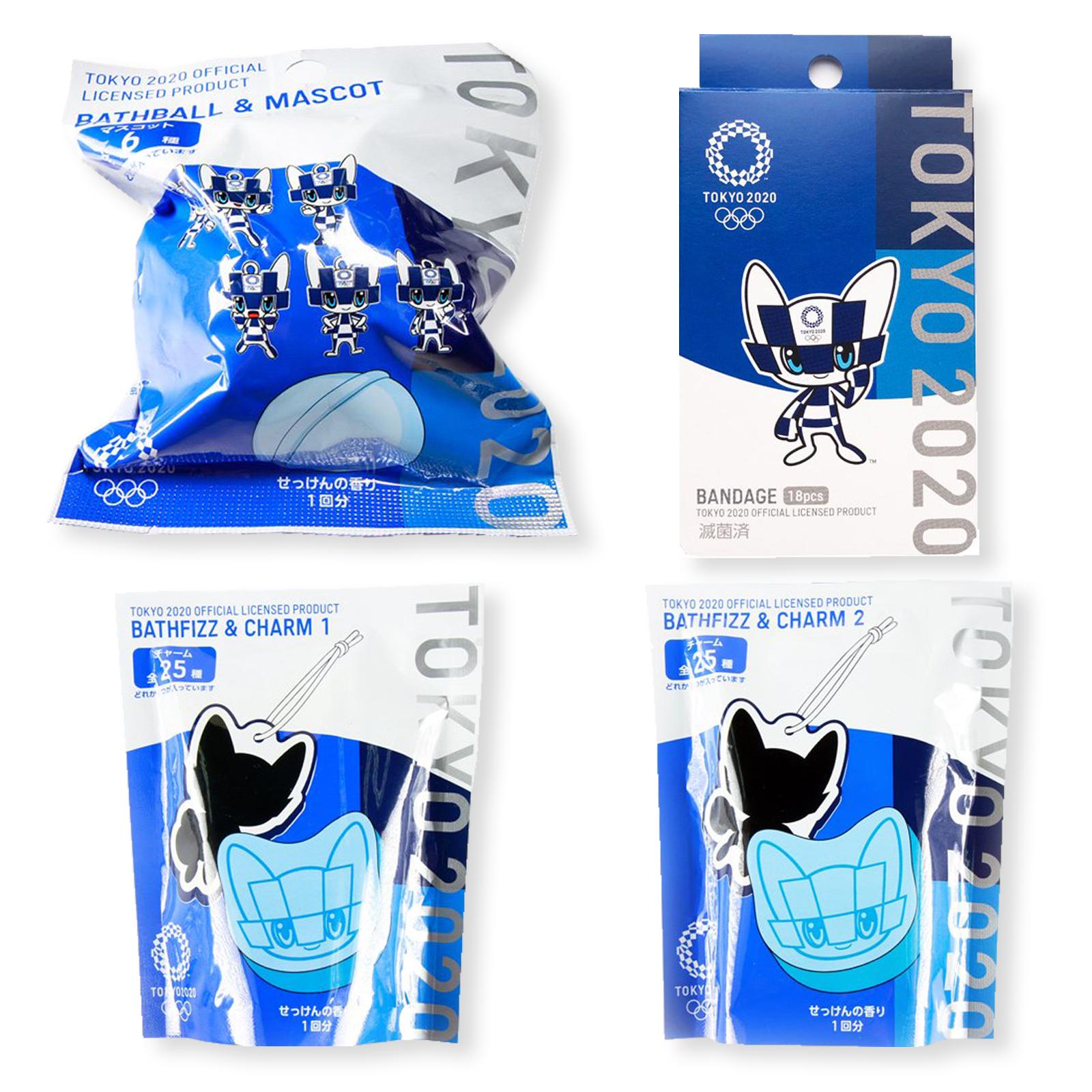 【セール価格】【お得なセット】東京2020オリンピックマスコット商品セット