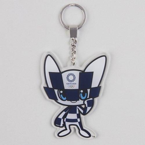 【セール価格】東京2020オリンピックマスコットアクリルキーホルダー(ダイカット)