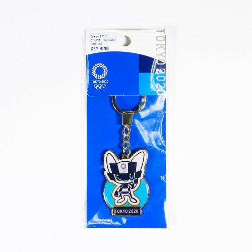 【セール価格】東京2020オリンピックマスコットメタルキーホルダー2