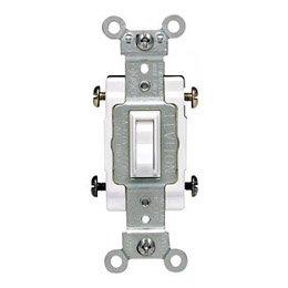 4路スイッチ-白 54504-2W PSE取得品