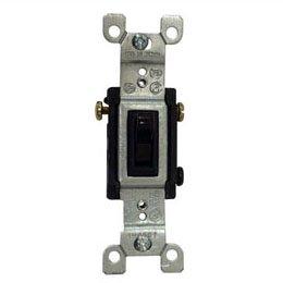 3路スイッチ-黒 1453-2E PSE取得品