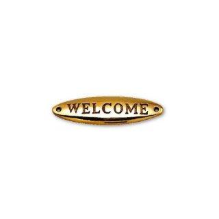 サイン WELCOME TD